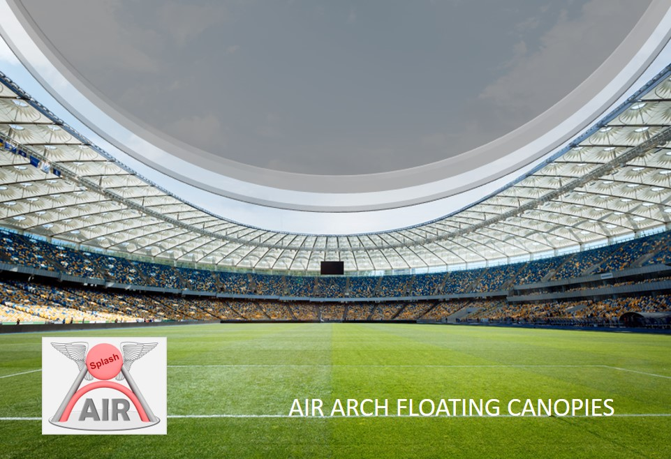 Floating Roof Canopies