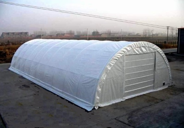 Tunnel Sheds and Greenhouses