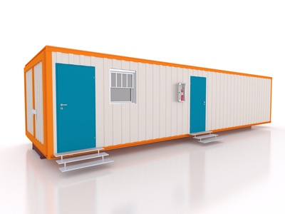 Pacific Portable Structures Flat Pack Storage and Cabins