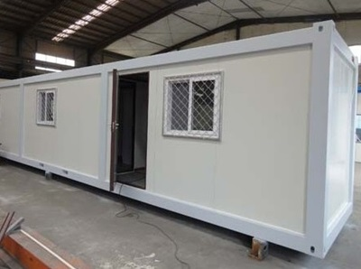 Pacific Portable Structures Flat Pack Storage Offices and Cabins