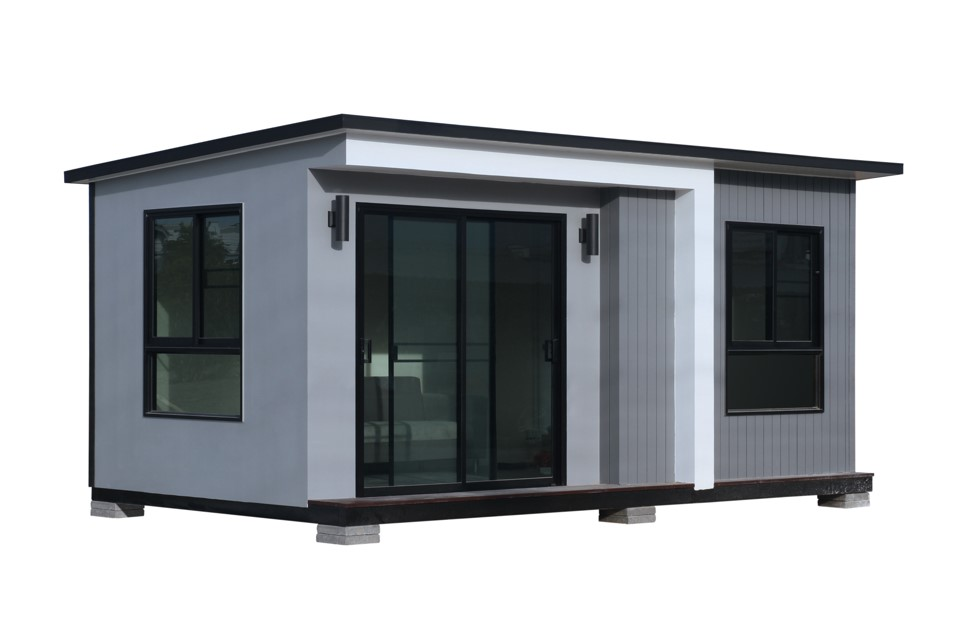 Flat Pack Container Cabins
