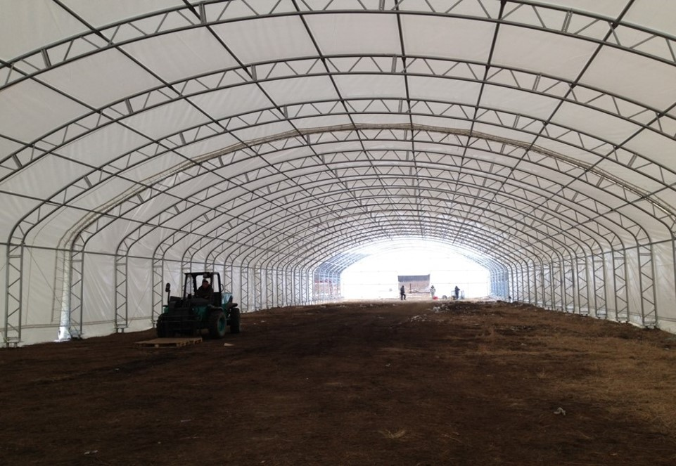 Pacific Portable Fabric Structures and Truss Shelters
